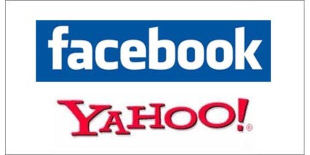 Yahoo! und Facebook verzahnen Angebote
