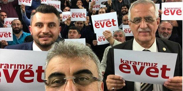 Türkischer AKP-Politiker trat in Bregenz auf