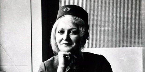 Rekord-Stewardess Vesna Vulovic ist tot