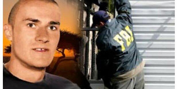 FBI sucht nach Nussbaumer