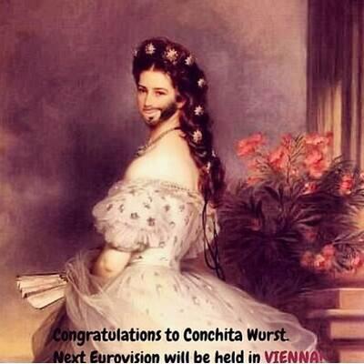 So jubelt das Internet über Conchitas-Sieg