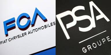 Peugeot und Fiat Chrysler fixieren Fusion