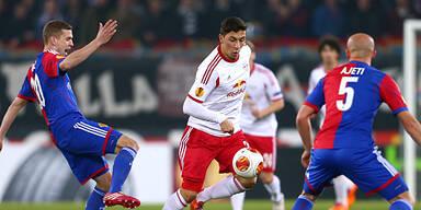 Bullen holen 0:0 in Basel