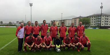 FC Nationalrat holt Vize-EM-Titel