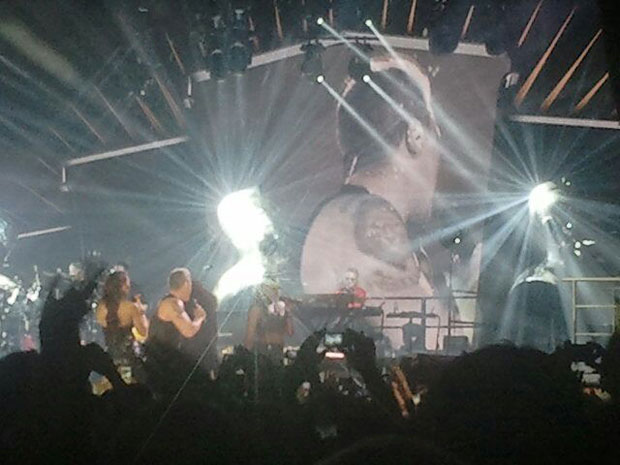 Robbie Williams: Grandiose Show in Linz