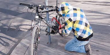 Fahrrad-Klau in Wien explodiert