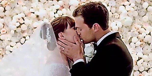 """Hochzeit & Baby bei """"Fifty Shades"""""""