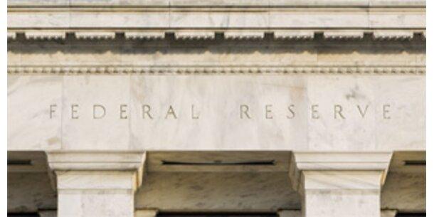 US-Geschäftsbanken leihen sich Rekordsumme von Fed