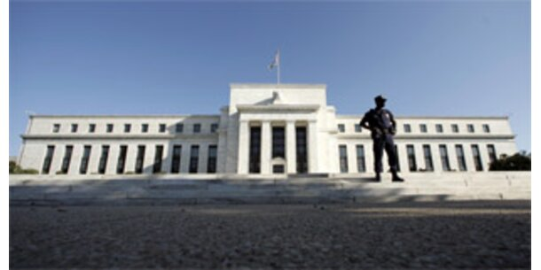 US-Notenbank hält Zinsen trotz Krise stabil