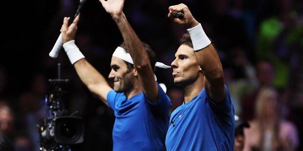 Rafael Nadal lässt aufhorchen