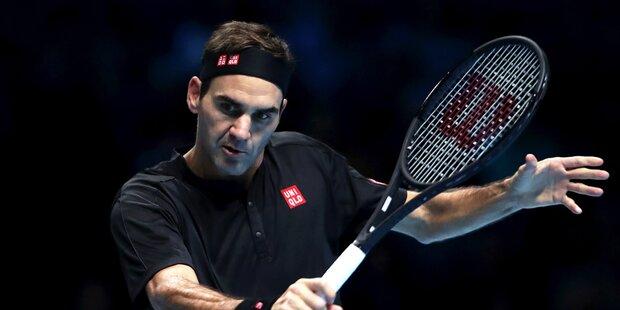 Federer wahrte Semifinalchance