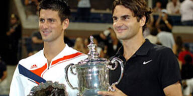 Rekord-Preisgeld bei US Open