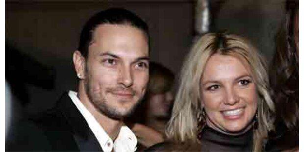 Geheimer Kuss zwischen Britney und Kevin