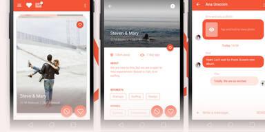 App für flotten Dreier sorgt für Furore