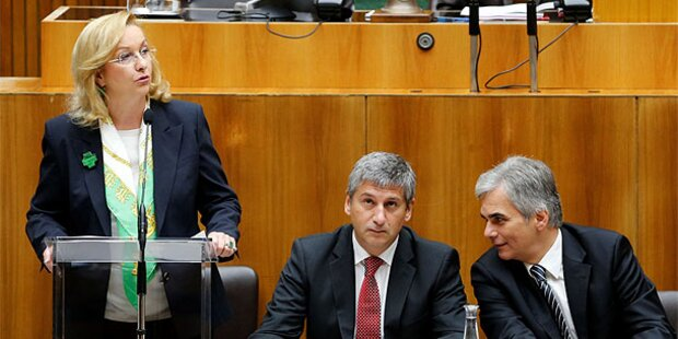 Banken & Euro-Krise verhageln uns Budget