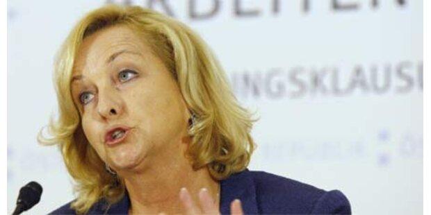 ÖVP-Burgenland muckt gegen Fekter auf