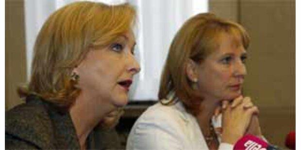 Nur ein Drittel weibliche Regierungsmitglieder