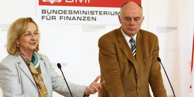 Nolz neuer Kapitalmarktbeauftragter