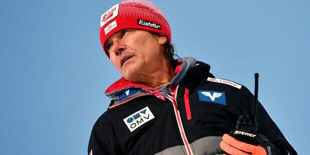 Todesfall: ÖSV-Cheftrainer muss abreisen
