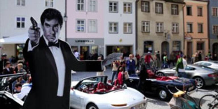 James Bond verzaubert Feldkirch und die Seebühne