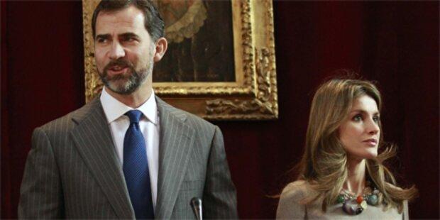 Spanische Royals vor Trennung