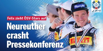 Felix sorgt für Lacher: Neureuther scherzt über ÖSV-Stars