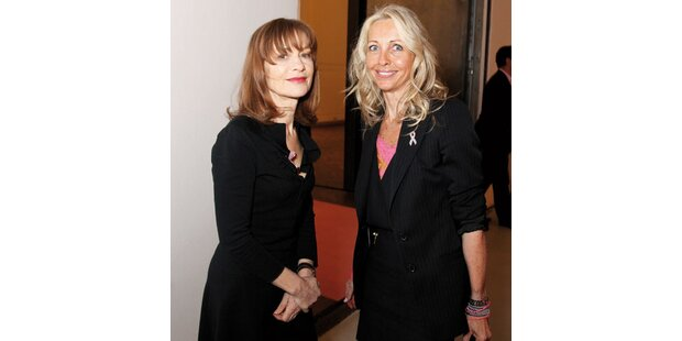 P.R.I.M.A. Awards mit Isabelle Huppert