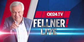 Rapper T-Ser bei Fellner! LIVE