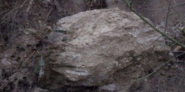 Monsterfels in Fusch entschärft