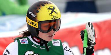 Anna Fenninger triumphiert in Lienz