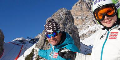 """Ski-Weltcupstars sagen """"Urlaub adé"""""""