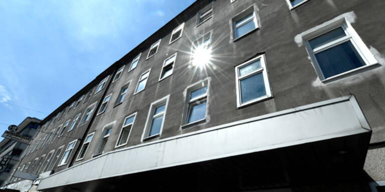 Fenstersturz in Wien: Mann hatte drei Promille