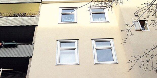 3-jähriger stürzt 5 Meter aus dem Fenster