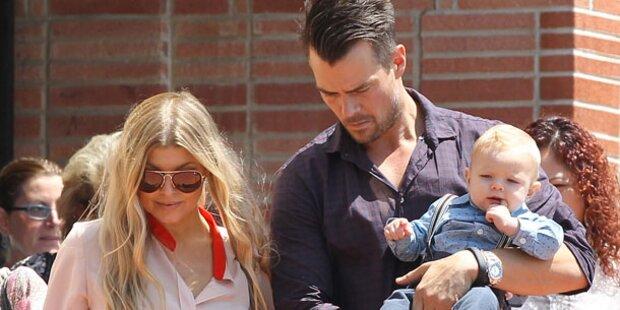 Fergie: Ehekrise wegen Baby Axl