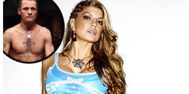 Sexy Fergie verführt Daniel-Day Lewis