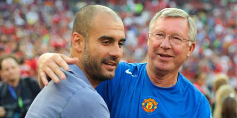 Ferguson wollte Guardiola als Nachfolger