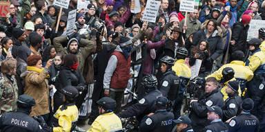 Ferguson Proteste