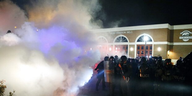 Ferguson: Todesschütze geht frei