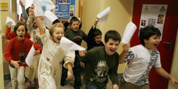 24.650 Kinder haben Fleck im Zeugnis