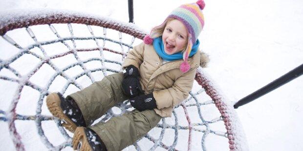 Winterferien mit Spiel und Spaß