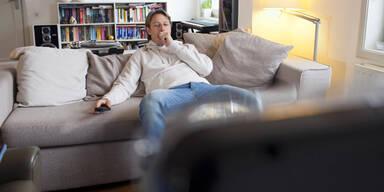 Fernsehen macht Spermien schlapp