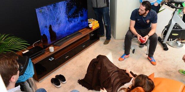 Neuer Fernseh-Standard startet in Ostösterreich