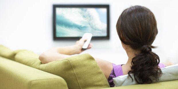 Sitzen und TV verkürzen Ihr Leben!