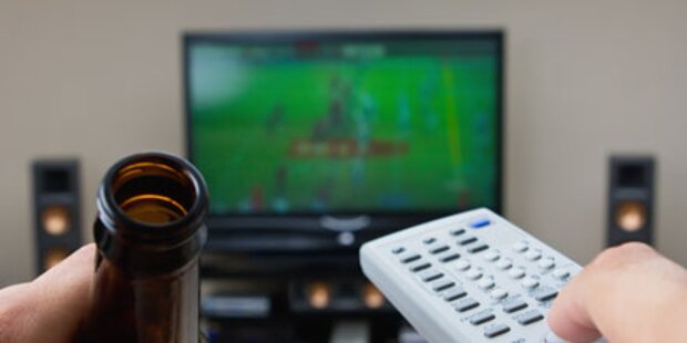 Häufiges Fernsehen kann tödlich sein