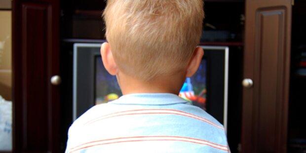 Fernsehen hemmt Kinder in Entwicklung