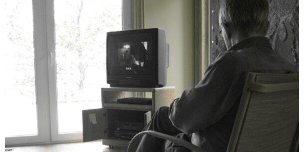 Fernsehen erhöht Sterberisiko