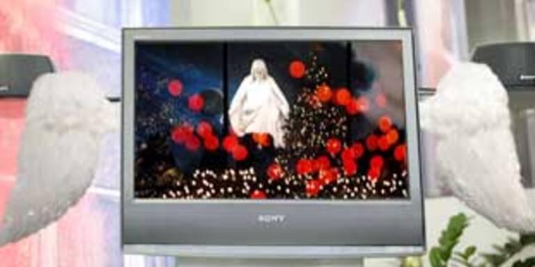 Fernseher sind beliebteste Techno-Geschenke