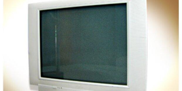 Diebe erbeuteten Fernseher um fast 26.000 Euro