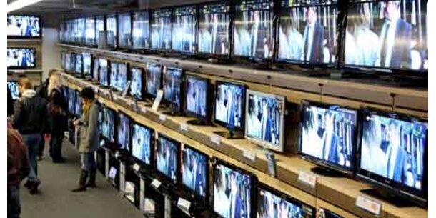 Liefer-Engpässe bei Fernsehern