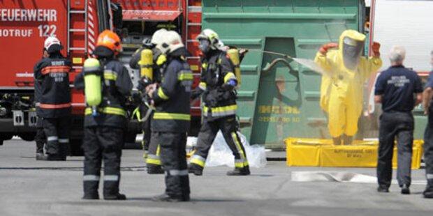 Explosion bei Fernwärme Wien